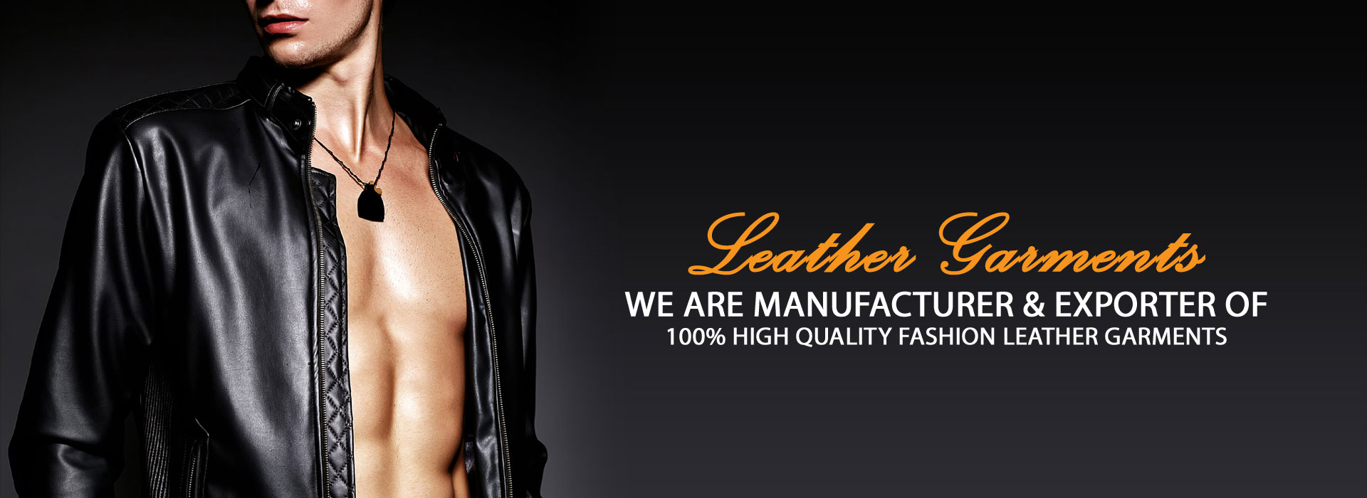 Leather-Garments