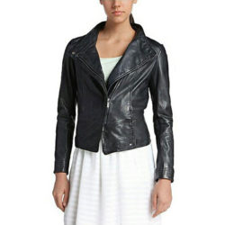 Women Leather Jacket